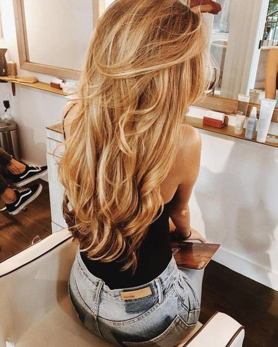 capelli fragola