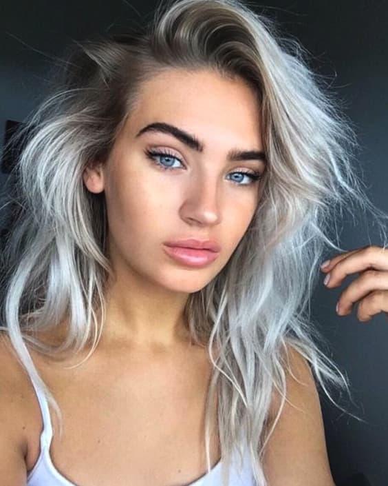 capelli platino 2019