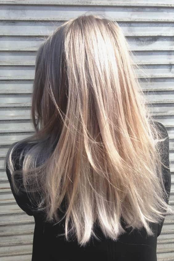 capelli biondi estate