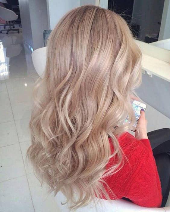 colore per capelli champagne