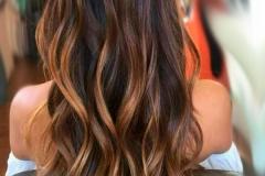 capelli color miele 2020