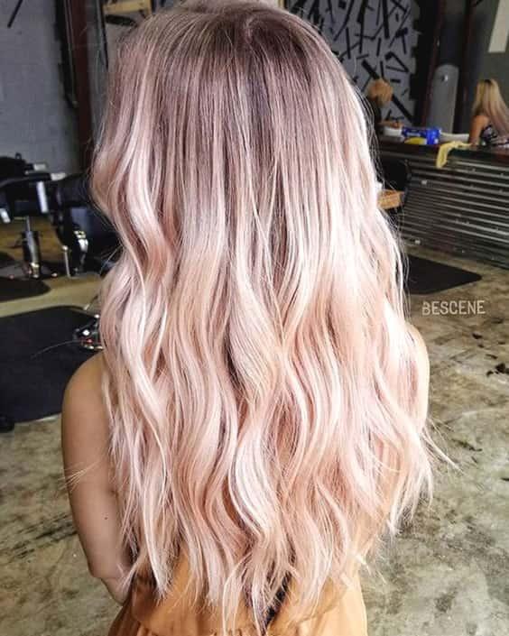 capelli pastello estate