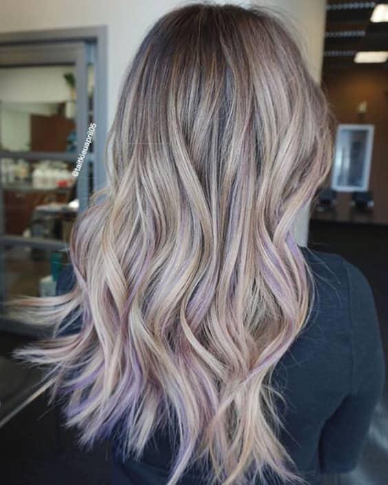 colori capelli pastello estate