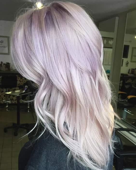 colore pastello capelli estate