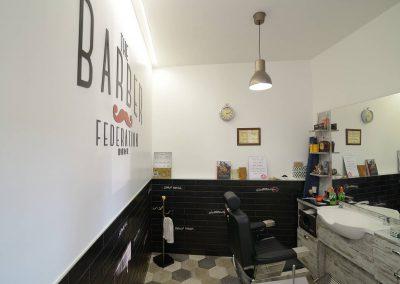Barber Shop Roma Tuscolana | The Barber Federation Rome - 2