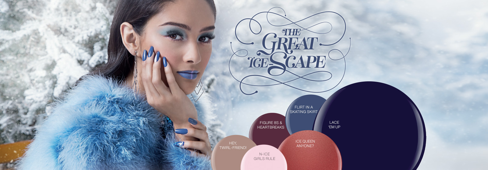 Gelish Roma: The Great Ice-Scape