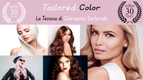 Tailored Color – Il Colore Capelli Sartoriale.
