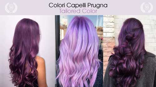 Colori Capelli Prugna – Una Fonte D'Ispirazione