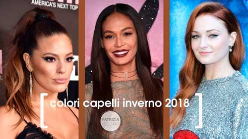 Colori Capelli Inverno 2018 Incredibilmente Splendidi