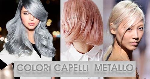 Colori Capelli Metallo