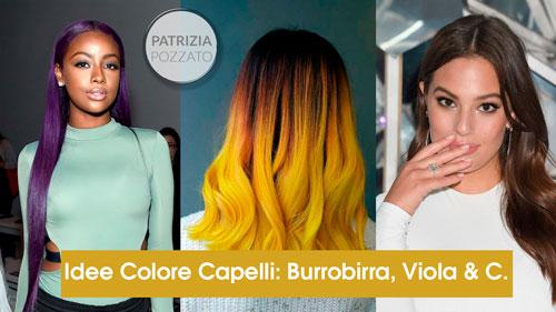 Idee Colore Capelli Estate 2018