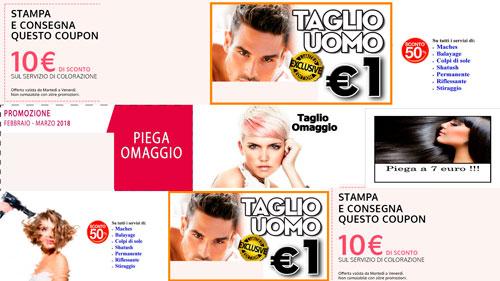 Taglio capelli uomo 10 euro roma