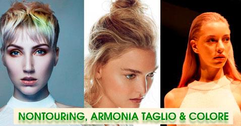 Hair NonTouring, Esaltazione Del Colore Naturale