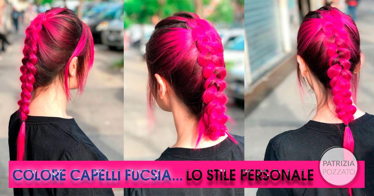 Colore Capelli Fucsia, Spirito Creativo.