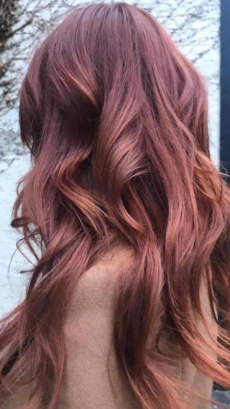 Colori Capelli Rose Brown Pazza Idea Parrucchieri