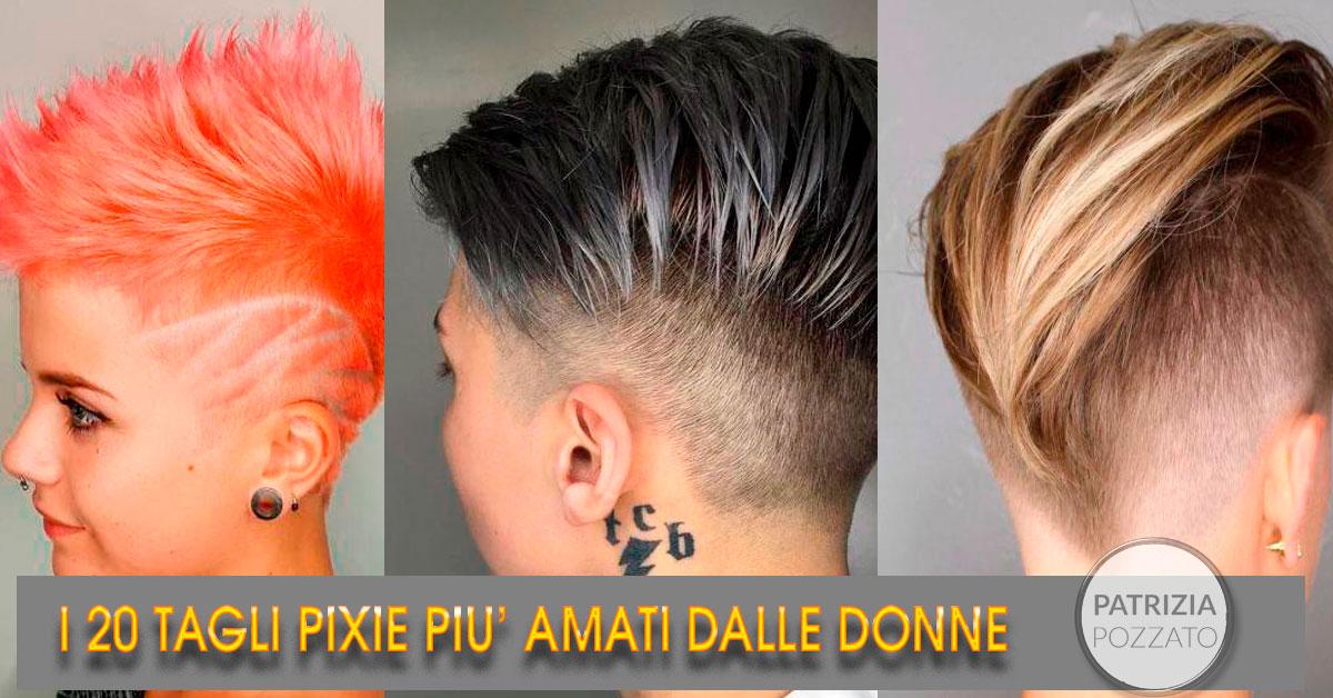 Tagli Donna Pixie, Divertenti, Coraggiosi, Cool!