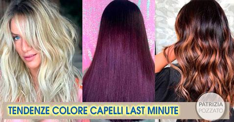 Tendenze Colore Capelli Last Minute