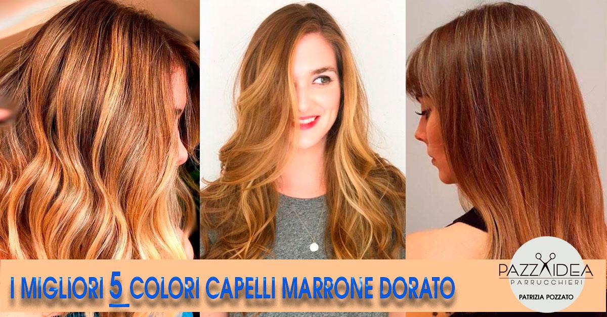 Colore Capelli Marrone Dorato, I Migliori 5