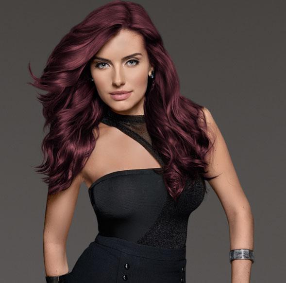 Colori capelli teste rosse