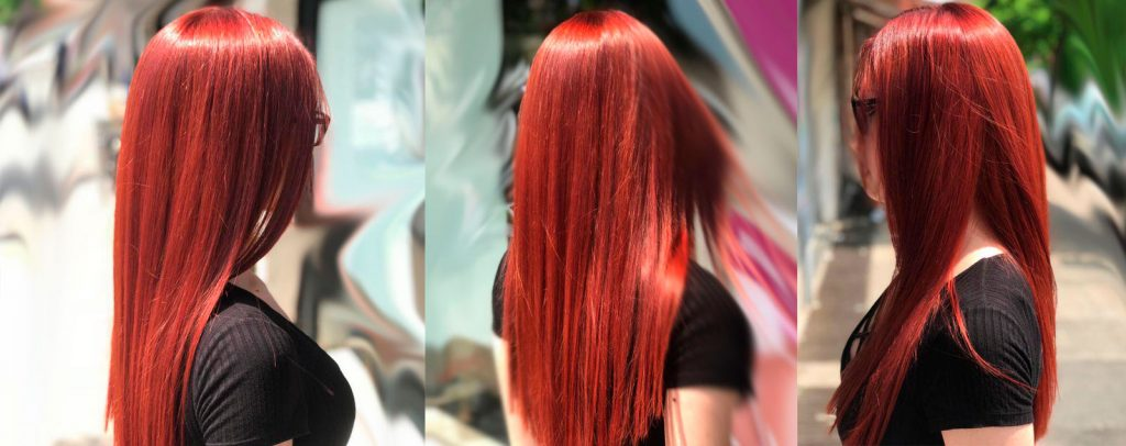 Tendenze Per capelli Rossi