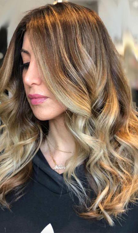 Colore capelli estate