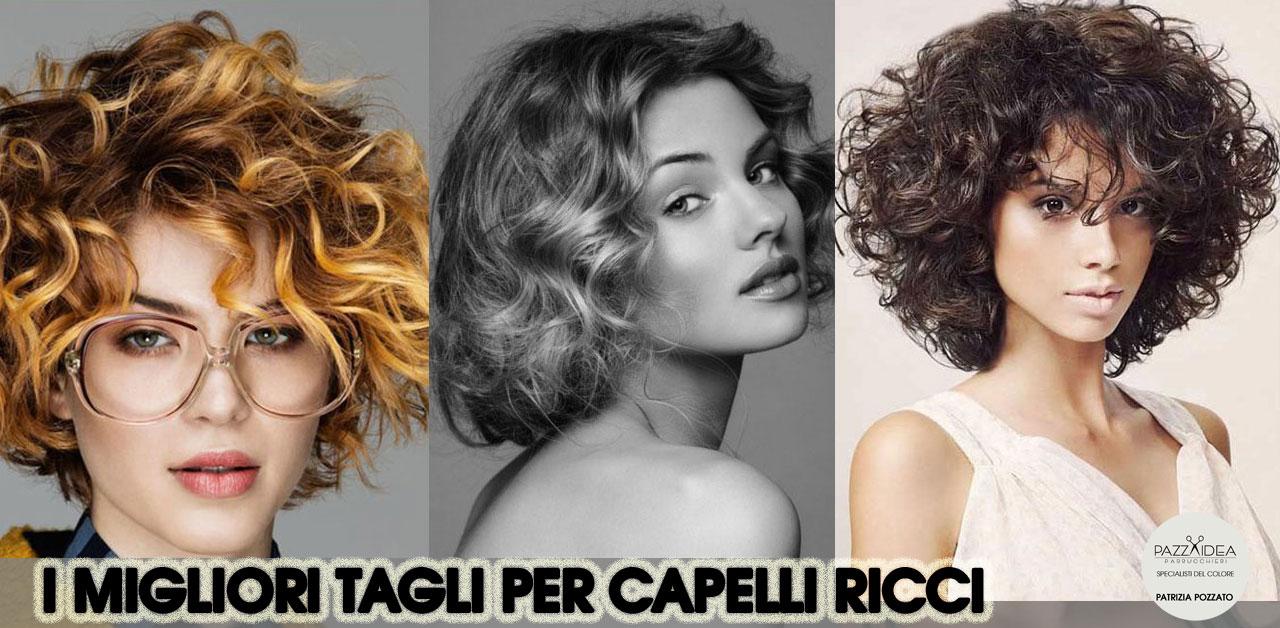 Capelli Medi Ricci 2019 Acconciature Medi
