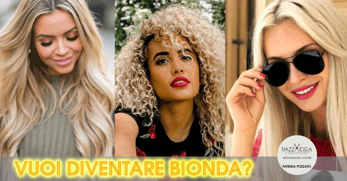 Capelli Biondi: come ottenere il colore perfetto senza rovinare i capelli.