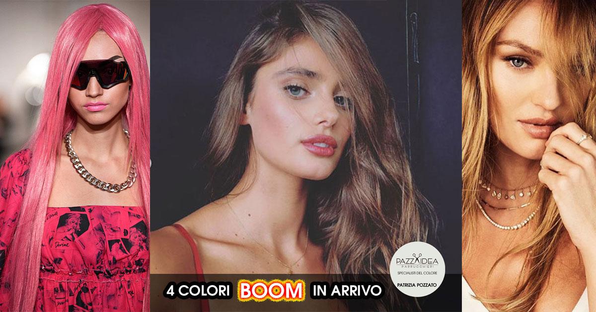 colori nuovi oer capelli