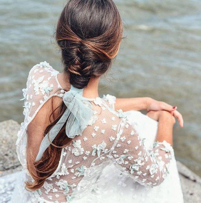 Le acconciature per la sposa