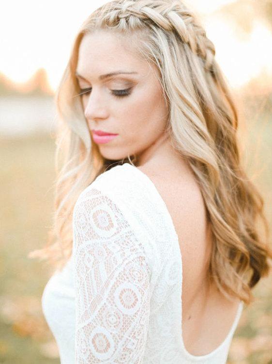 I capelli della sposa