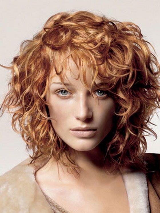 come definire i capelli ricci
