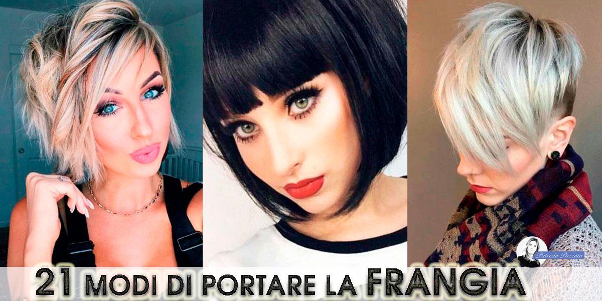 Frangia 2019: I migliori look per capelli corti della ...