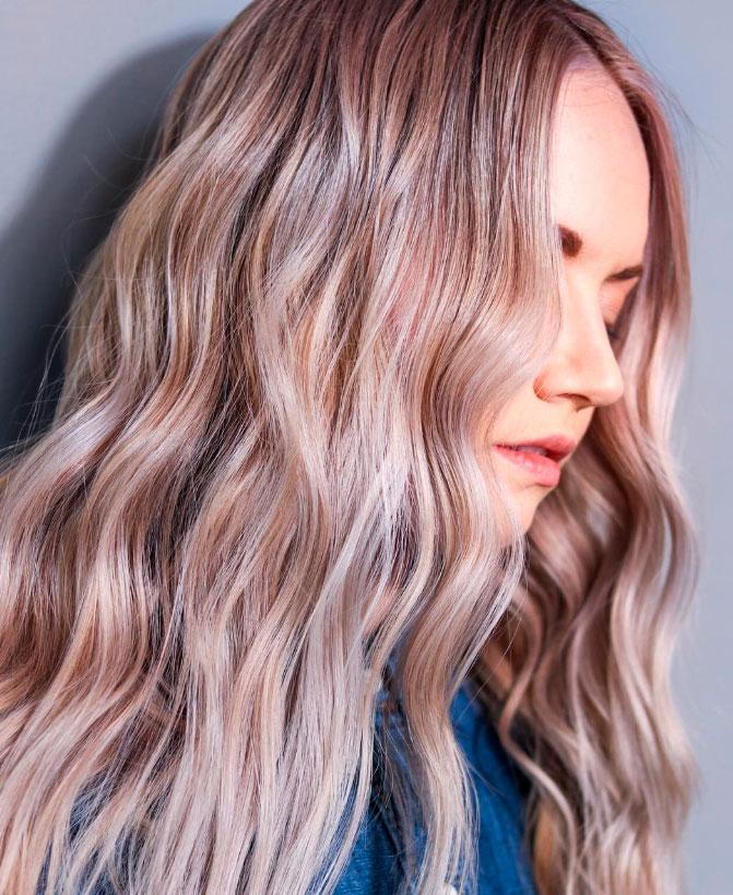 colore capelli cinammon