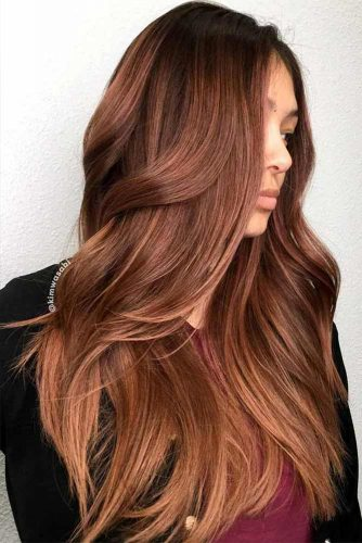 capelli rame medio
