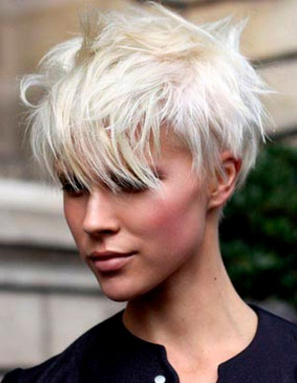 taglio rasato capelli corti