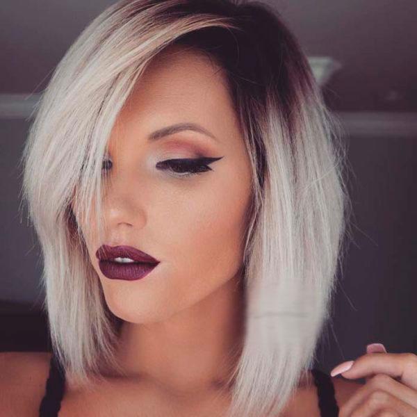 capelli platino autunno 2020