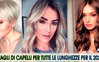 Tagli Capelli Donna Autunno-Inverno 2020:  Le Nuove Tendenze.