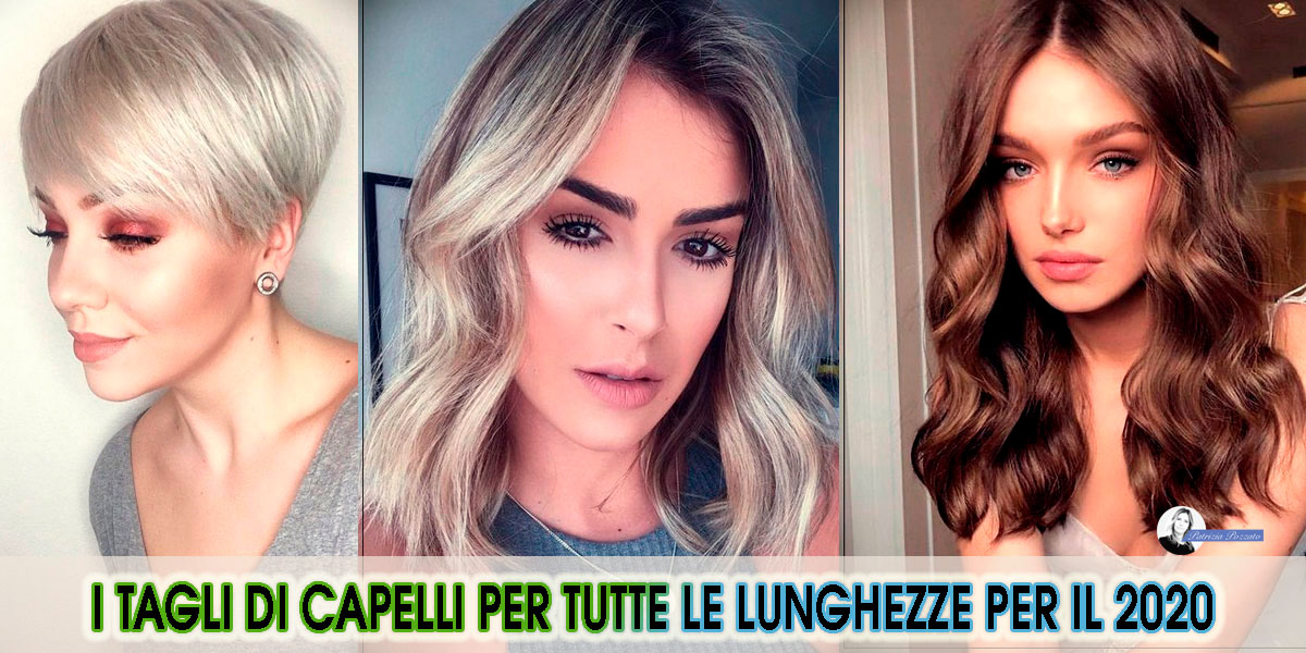 Moda Capelli Autunno Inverno 2019 2020 I Tagli Per Tutte Le