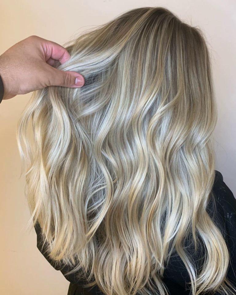 capelli color platino