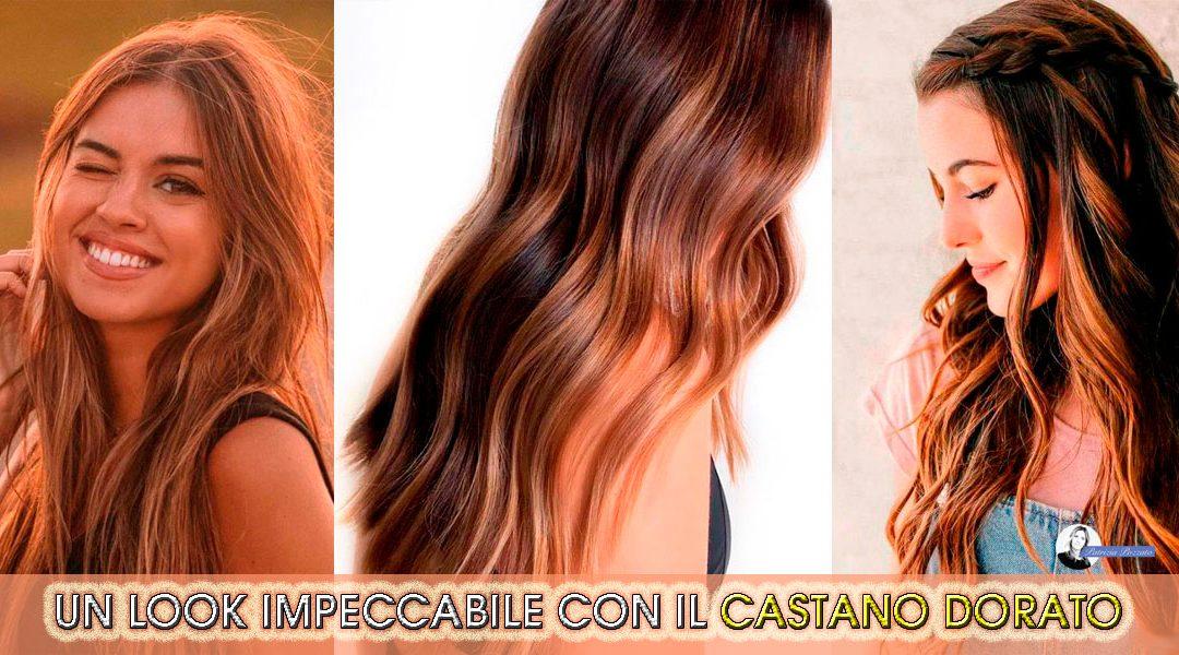 Colore Capelli Castano Dorato: I consigli per un look impeccabile.
