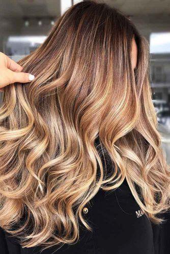 colore caramello capelli