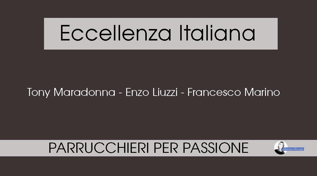 Parrucchieri Italiani: I Migliori Saloni Eccellenza Della Moda Capelli.