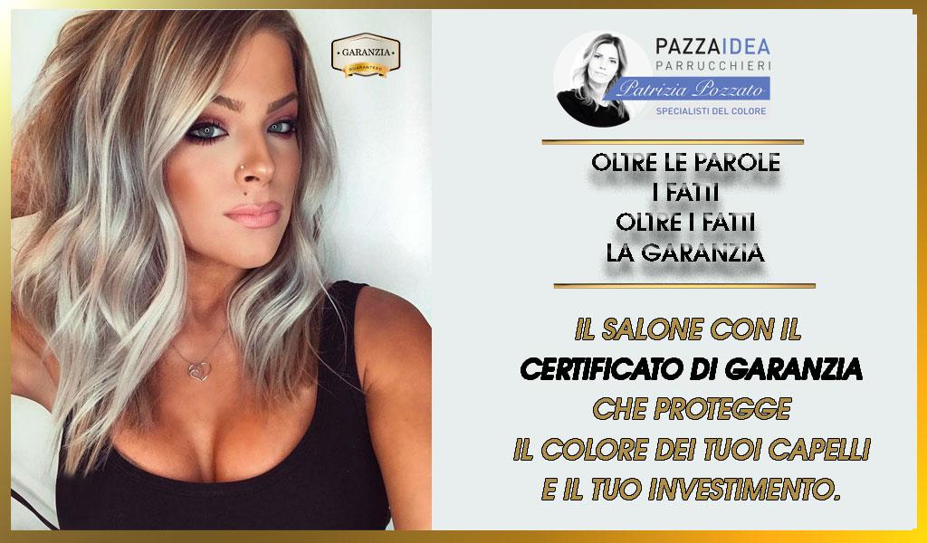 Colore Capelli 2020: Il Certificato Di Garanzia Del Salone Numero 1 Per Il Colore a Roma