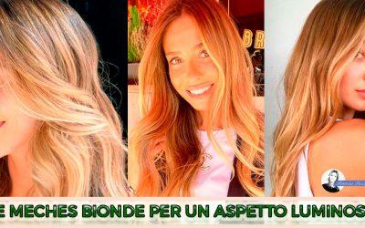 Meches Bionde: Colore e Brillantezza Per Capelli Oro