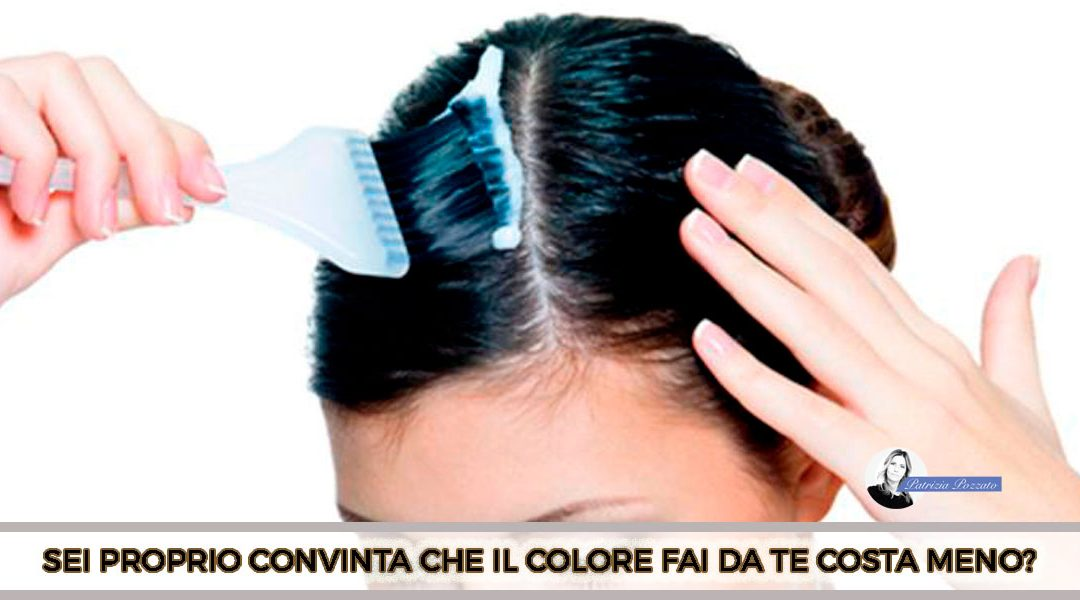 Colore Dei Capelli: Dal Parrucchiere Costa Meno Che Farlo Da Sola!
