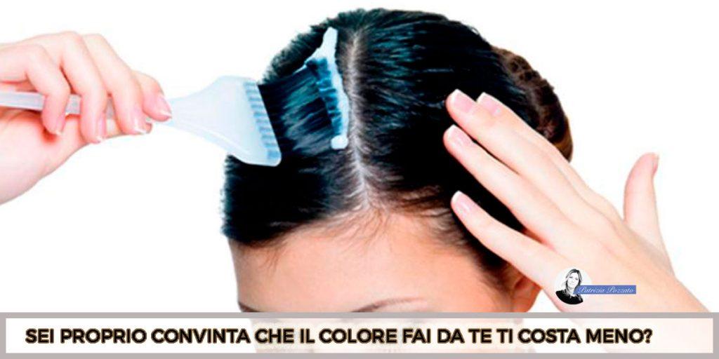 colore capelli a casa