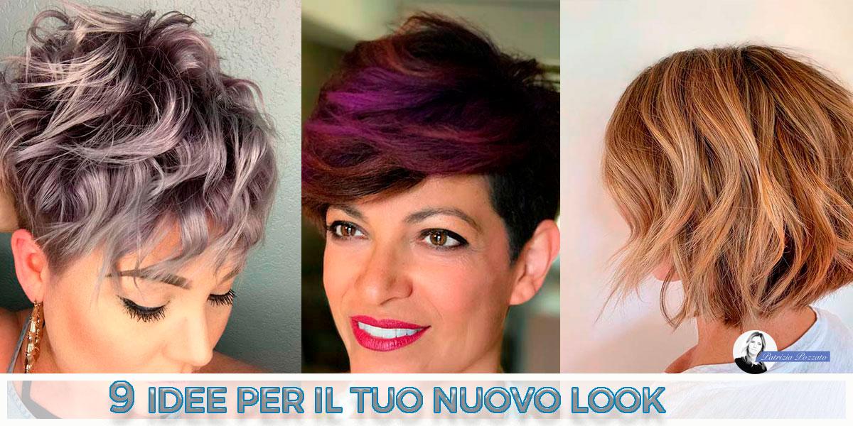 abbastanza Cerchi un nuovo look per i tuoi capelli? Ecco 9 idee di tagli corti LU78