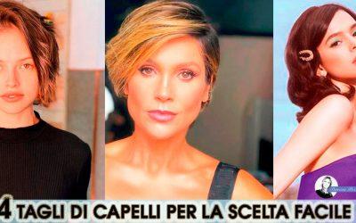 4 Tagli Che Detteranno La Moda Capelli Delle Donne Nella Primavera 2020