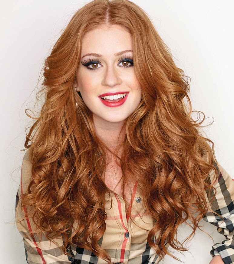 parrucchiere capelli rossi