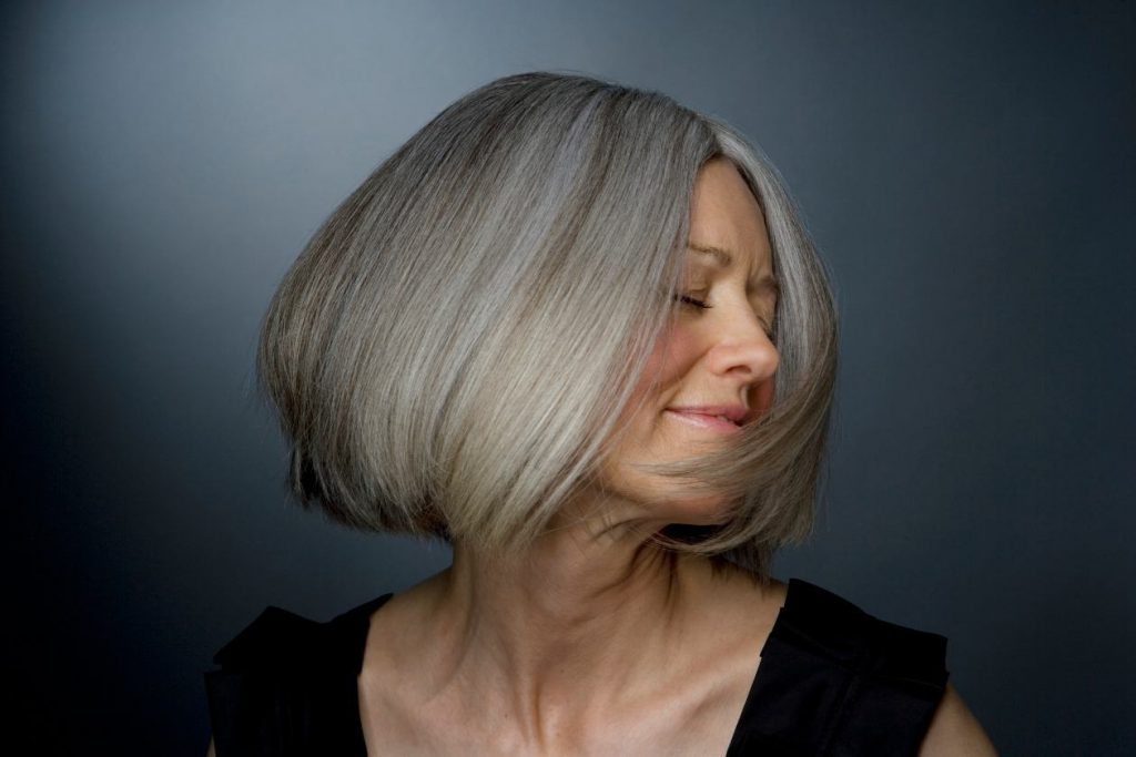 i capelli grigi estate